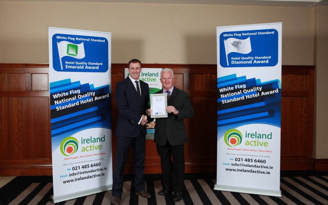 Waterworld Bundoran retains county's only White Flag